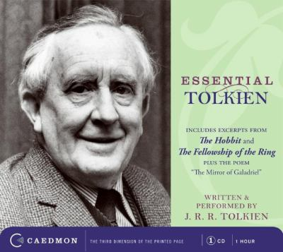 Essential Tolkien CD: The Hobbit and The Fellowship of the Ring - Tolkien, J. R. R.