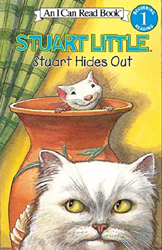 Stuart Hides Out (I Can Read Book) - Susan Hill