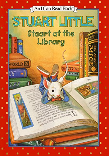 Stuart at the Library (I Can Read Book) - Susan Hill
