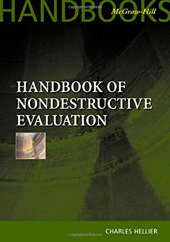 Handbook of Nondestructive Evaluation - Chuck Hellier