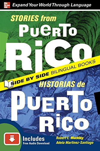 Stories from Puerto Rico (EB) (Side by Side Bilingual Books) - Robert Muckley