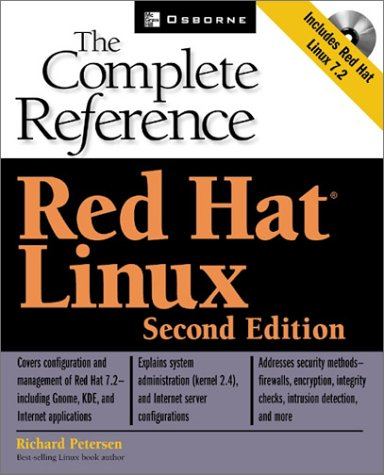 Red Hat Linux 7.2: The Complete Reference, Second Edition - Richard Petersen