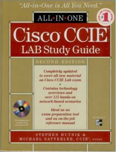 All-in-One Cisco(r) CCIE(tm) Lab Study Guide - Stephen Hutnik; Michael Satterlee