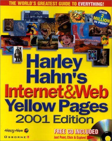 Harley Hahn's Internet  &  Web Yellow Pages - Harley Hahn