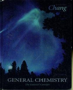 General Chemistry: The Essentials Concepts - Raymond Chang