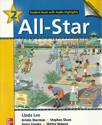 All Star 2: Package with Student Book and Audio Highlights CD - Lee, Linda