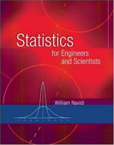 Statistics for Engineers and Scientists w/ CD-ROM - William Navidi