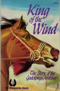 KING OF THE WIND (Masterwork Series) - Marguerite Henry