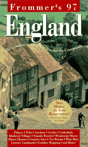 Frommer's 97 England (Frommer's England) - Darwin Porter; Danforth Prince