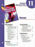 Holt Science Spectrum Physical Science Chapter 11 Resource File: Forces