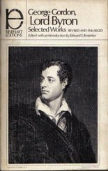 Selected Works, Including Cain, Beppo, Don Juan, Letters, and Journals - George Gordon Byron