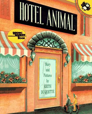 Hotel Animal (Picture Puffins) - Keith DuQuette