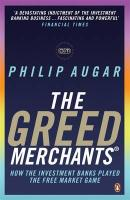 Greed Merchants - Augar, Philip