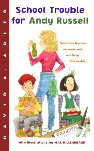 School Trouble for Andy Russell - David A. Adler