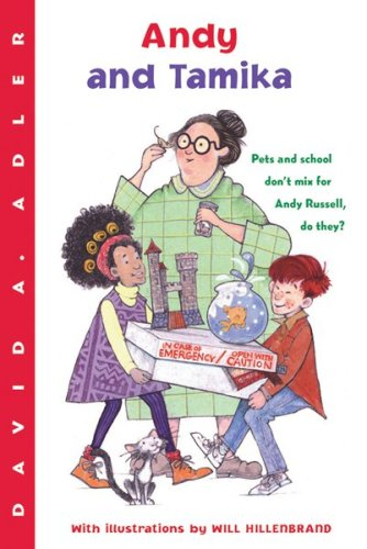 Andy and Tamika (Andy Russell) - David A. Adler