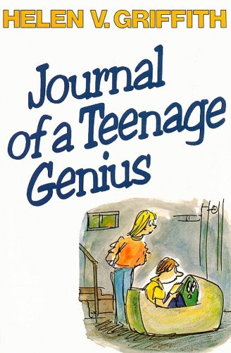 Journal of a Teenage Genius - HARCOURT SCHOOL PUBLISHERS