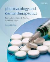 Dental Pharmacology and Therapeutics