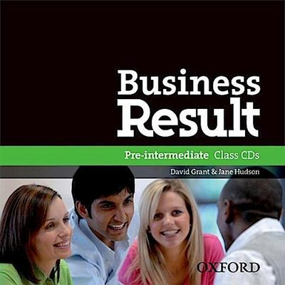 Business Result Pre-Intermediate - Class CD - David Grant