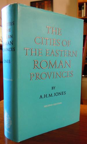 The Cities of the Eastern Roman Provinces