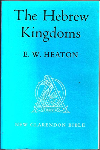 Hebrew Kingdoms - Eric William Heaton