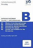Approved Document B Volume 1 - Dwellinghouses