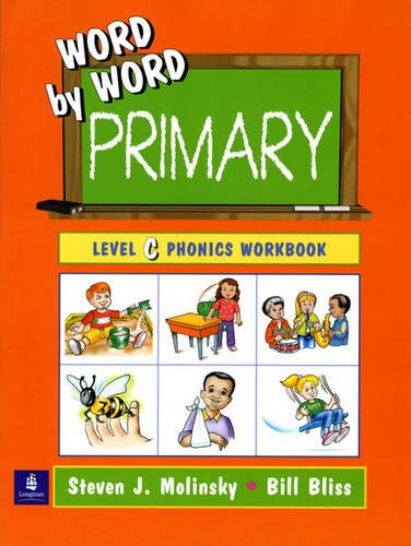 WORD BY WORD PRIMARY PHONICS PICTURE DICT - PRENTICE HALL