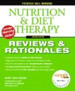 Prentice Hall Reviews & Rationales: Nutrition & Diet Therapy