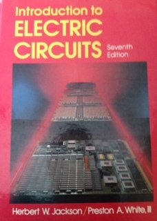 Introduction to Electric Circuits (7th Edition) - Herbert, W. Jackson