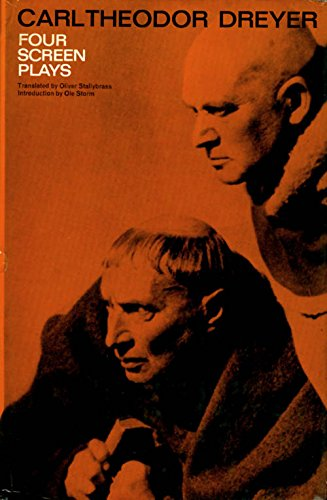 Four screenplays - Carl Theodor Dreyer