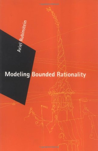 Modeling Bounded Rationality - Ariel Rubinstein