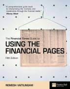 Financial Times Guide to Using the Financial Pages - Vaitilingam, Romesh