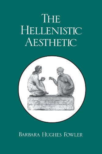 Hellenistic Aesthetic (Wisconsin Studies in Classics) - Barbara Hughes Fowler