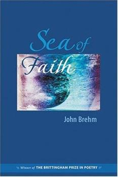 Sea of Faith (Brittingham Prize for Poetry) - Brehm, John
