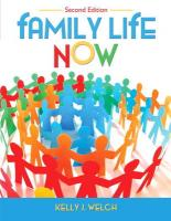 Family Life Now (Paperback) - Welch, Kelly J.
