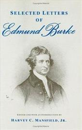 Selected Letters of Edmund Burke Selected Letters of Edmund Burke Selected Letters of Edmund Burke