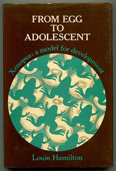 From Egg to Adolescent: Xenopus -- a model for development - Hamilton, Louie