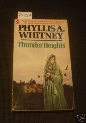 Thunder Heights (Coronet Books) - Whitney, Phyllis A.