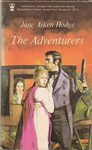 The Adventurers - Jane Aiken Hodge