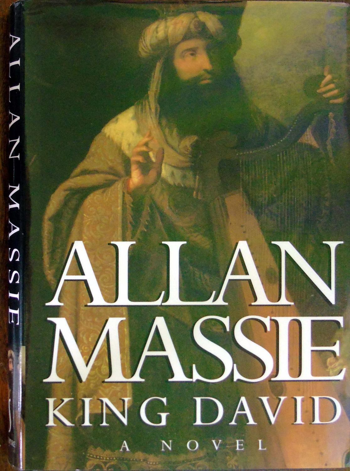 King David - Massie, Allan
