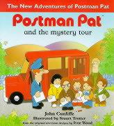 Postman Pat and the Mystery Tour - Cunliffe, John