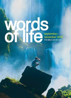 Words of Life : September-December 2009 - Salvation Army Staff; Evelyn Merriam