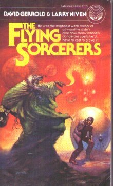 The Flying Sorcerers - David Gerrold