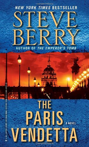The Paris Vendetta - Steve Berry