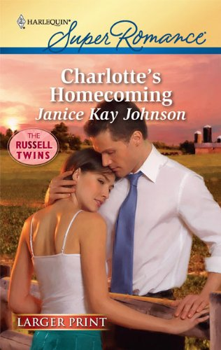 Charlotte's Homecoming - Janice Kay Johnson