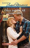 Once and for All - Watt, Jeannie