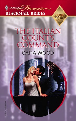 The Italian Count's Command - Sara Wood