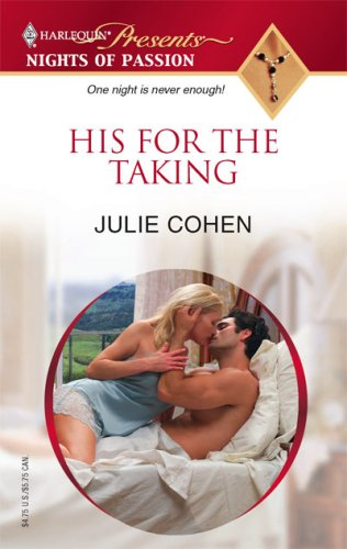 His For The Taking - Julie Cohen
