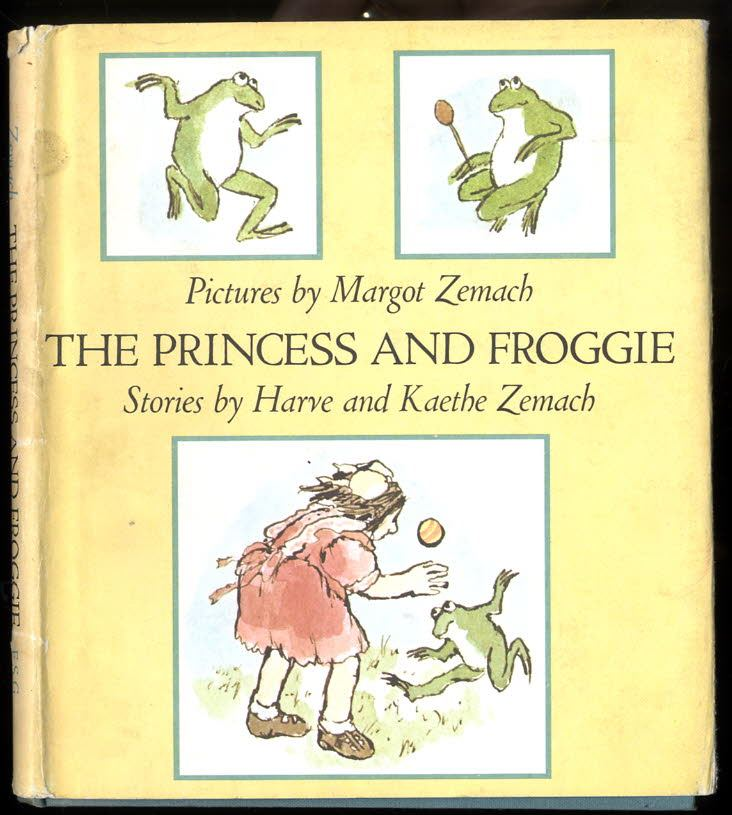 The Princess and Froggie - Zemach, Harve & Kaethe Zemach-Bersin & Margot Zemach