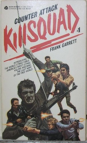 Killsquad No. 1 : Counter Attack - Frank Garrett
