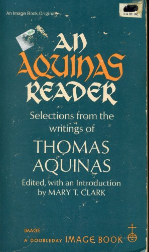 Aquinas Reader (An Image Book Original) - Mary T. Clark